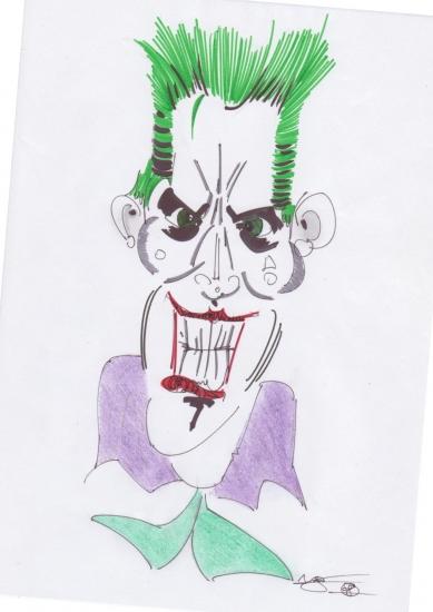 Joker by shark.81